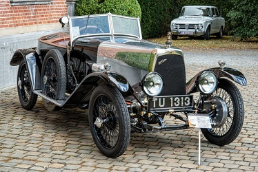Aston Martin 1.5 Litre side valve long chassis tourer by Jarvis 1925 fr3q