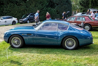 Aston Martin DB 4 GT Sanction 3 coupe by Zagato 2000 side