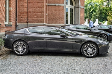 Aston Martin Rapide S 2016 side