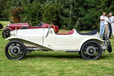 Bugatti T23 Brescia torpedo by Profilee 1925 side