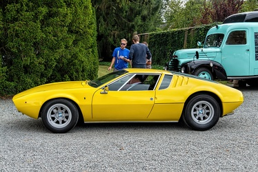 DeTomaso Mangusta by Ghia 1969 side