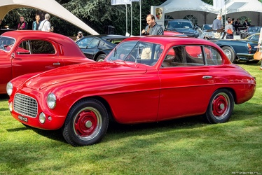 Ferrari 166 Inter berlinetta by Touring 1949 fl3q