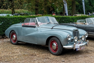 Sunbeam Alpine Mk I by Thrupp & Maberly 1953 fr3q
