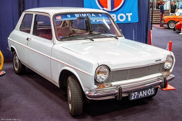Simca 1100 Luxe Super 3-door 1973 fr3q