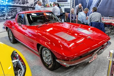 Chevrolet Corvette C2 Sting Ray coupe 1963 fr3q