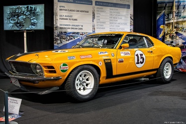 Ford Mustang S1 Boss 302 Trans-Am replica 1970 fl3q