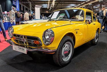 Honda S800 Mk 2 coupe modified 1970 fl3q