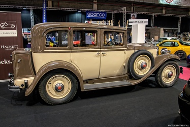 Minerva AR M6 17 CV 6-light saloon 1930 side