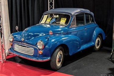 Morris Minor S5 1000 tourer 1968 fl3q