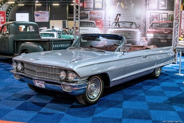 Cadillac 62 convertible coupe 1962 fl3q