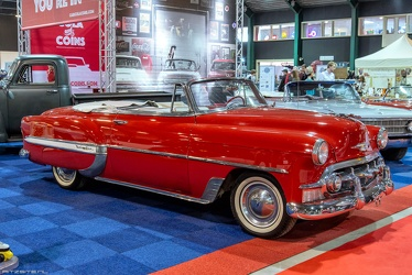 Chevrolet Bel Air convertible coupe 1953 fr3q
