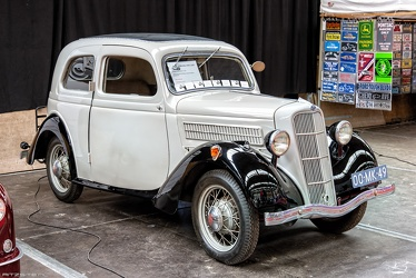 Ford Eifel 2-door sedan by Ambi-Budd 1937 fr3q