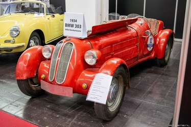 BMW 303 roadster by Stiller 1934 fl3q