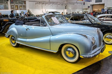 BMW 501-6 2-door cabriolet by Baur 1955 fr3q