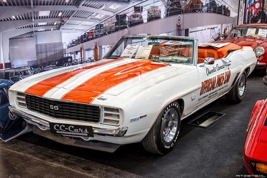 Chevrolet Camaro S1 SS convertible coupe Indy Pace Car 1969 fl3q