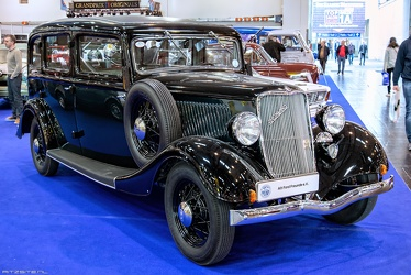Ford Model B 13/50 PS Rheinland Pullman limousine by Hebmuller 1934 fr3q