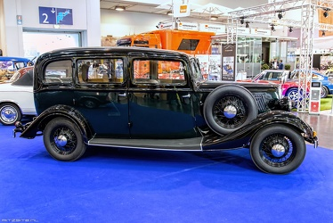 Ford Model B 13/50 PS Rheinland Pullman limousine by Hebmuller 1934 side