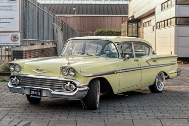 Chevrolet Bel Air 4-door sedan 1958 fl3q