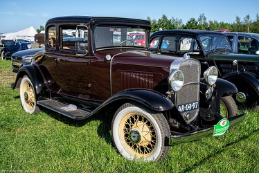 Chevrolet Independence coupe 5W by Fisher 1931 fr3q